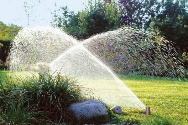Automatic watering of gardens in Marrakech, Rabat, Casablanca